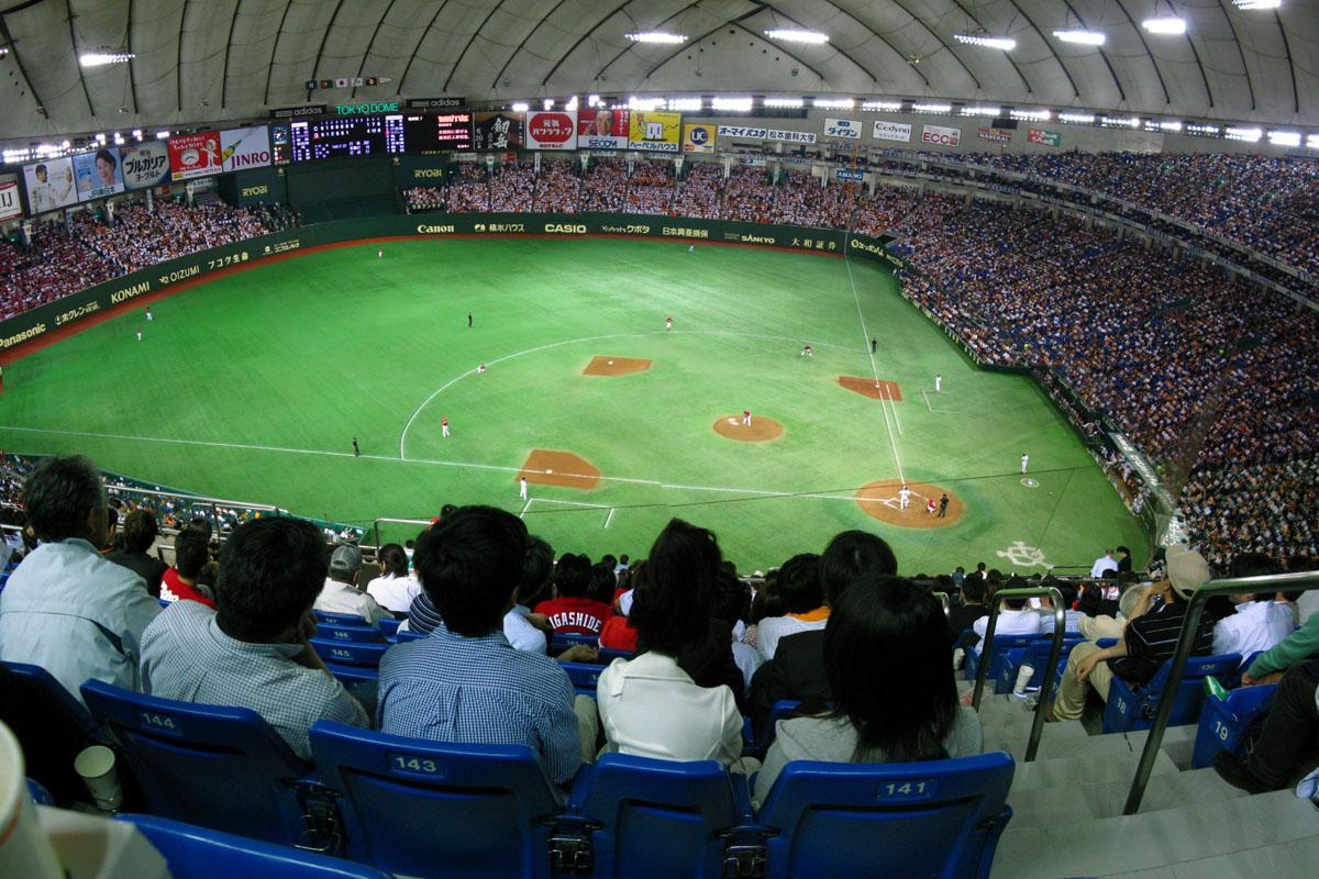 チケットを買ってでも行きたい、プロ野球各球団の球場の魅力!