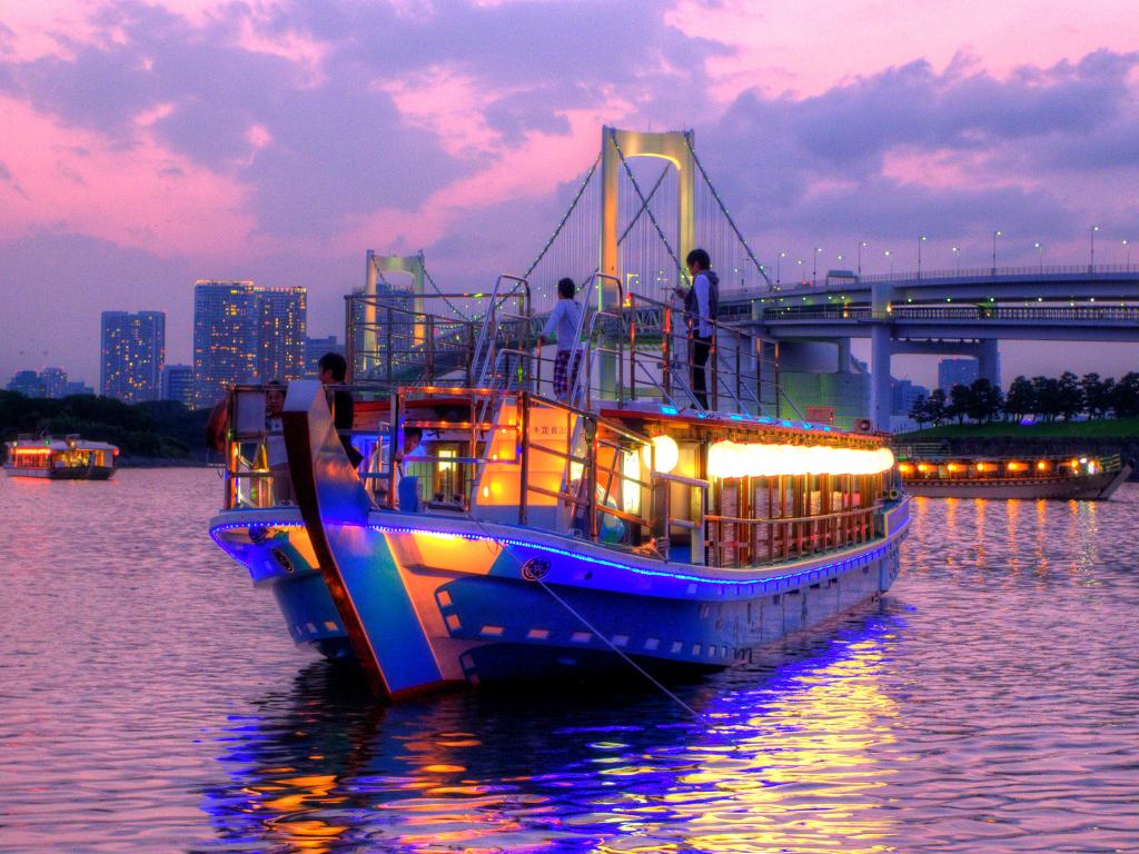 爽やかな風を感じながら楽しめる!屋形船で特別な時間を満喫しよう