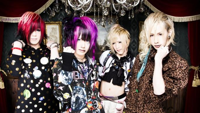 平均年齢10代のフレッシュすぎるビジュアル系バンド『 RoNo☆Cro( ロノクロ ) 』