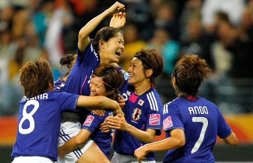 女子サッカーもアツイ! FIFA主催の女子サッカーワールドカップを楽しむ