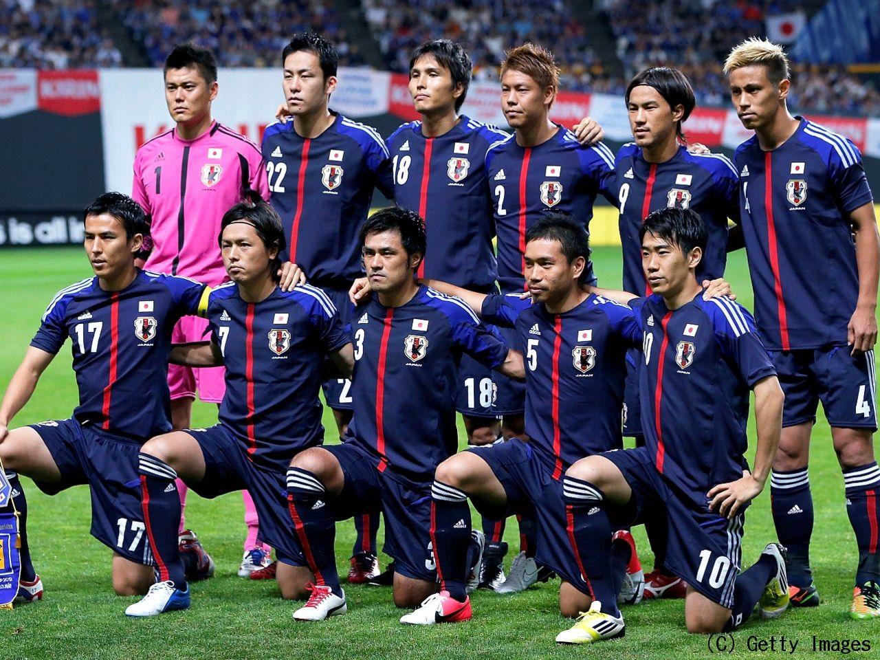 今年のサッカー日本代表は、アジアとのガチンコマッチが目白押し