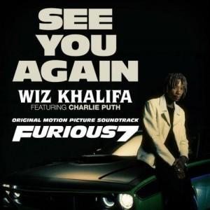 Wiz Khalifaの歌声に泣かされる!天国のポール・ウォーカーへ・・・