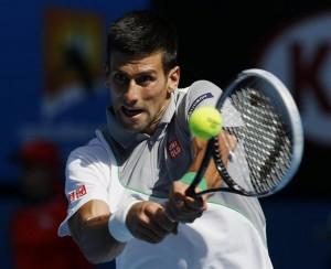 テニス=全豪オープン、ジョコビッチが準々決勝進出