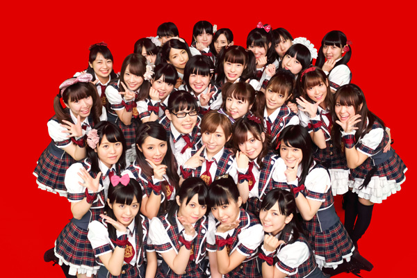バクステ外神田一丁目は秋葉原のお店で働きながらアイドルを目指しています!