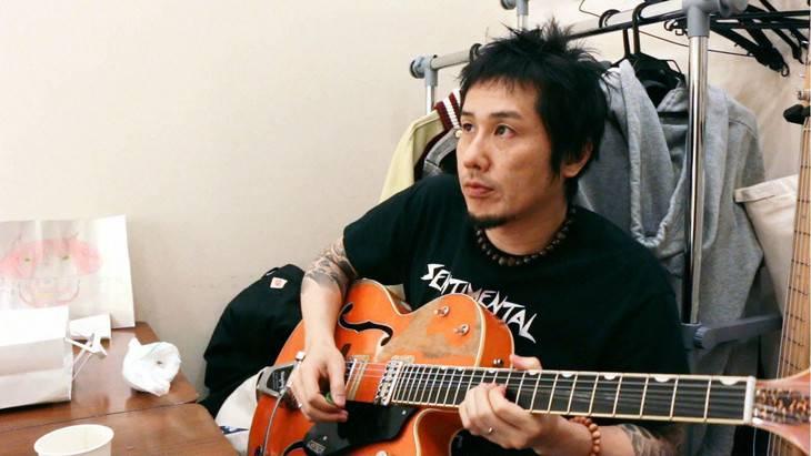 横山健(ken yokoyama)の機材は?ギターやエフェクター、アンプ紹介