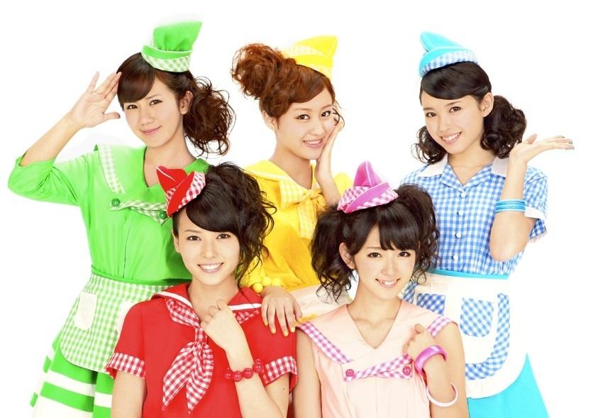 ℃-ute(キュート)が解散を発表。結成当時は7人だった‥、℃-uteが歩んだ軌跡