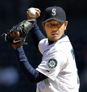 MLBシアトル・マリナーズ所属、日本が誇る名ピッチャー「岩隈久志」のこれまでの活躍とこれからの挑戦