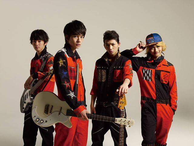 噂の4人組のダンスロックバンドDISH//を知っていますか?