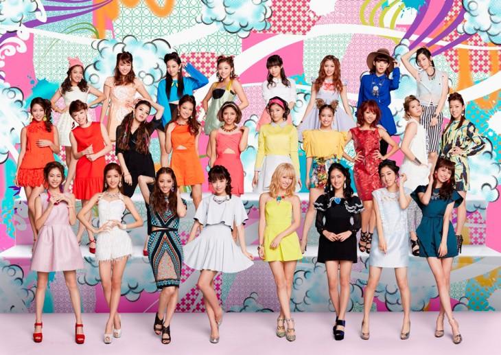 E-girlsのボーカルメンバー紹介!ボーカルメンバー全員の名前を覚えよう♪