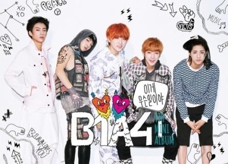 リピート再生間違いなし!B1A4の日本語ソングランキングTOP3!
