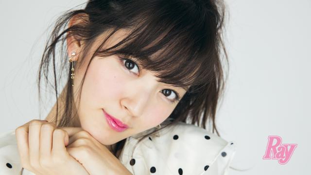 ℃-ute鈴木愛理さんがRay専属モデルに!女子からもモテる彼女の魅力って?