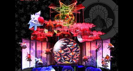 まだ間に合う!アートアクアリウムの魅力と今年おすすめの施設を探ってみよう!!