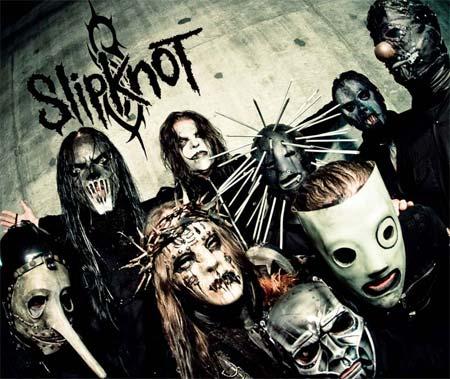 アメリカのヘヴィメタルバンドSlipknot!彼らのマスクの下の素顔とは?