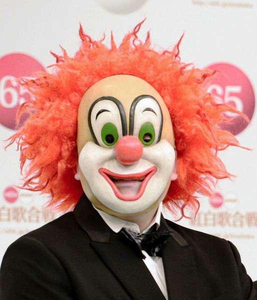 ピエロのマスクの下に隠された本当のDJ LOVEの本当の姿を大公開!