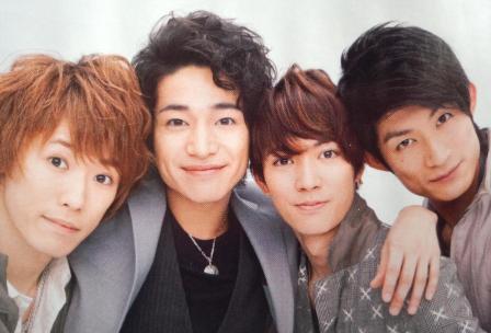 ジャニーズJr.の人気グループ「ふぉ~ゆ~」のメンバーを詳しく紹介します!