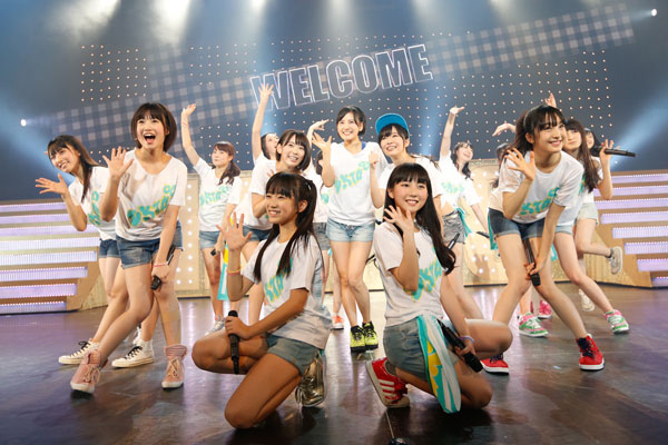 今最も伸び盛りのHKT48!人気メンバーベスト5を紹介