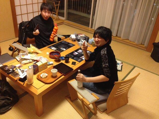 引くレベルで仲が良すぎる杉田智和と中村悠一の磁石コンビ