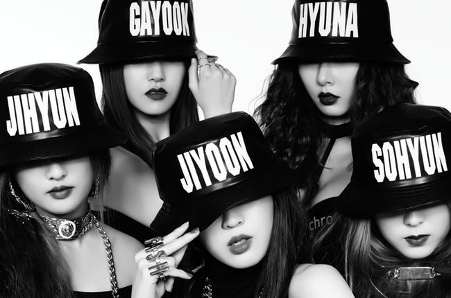 韓国で人気の4Minuteメンバーのプロフィールとこれまでの活動内容とは