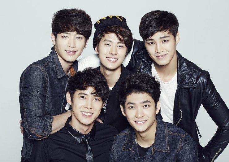 韓国のイケメン俳優5人で結成された5urprise、いよいよ日本デビュー!