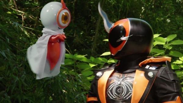 新たな仮面ライダー!ゴーストはここに注目!