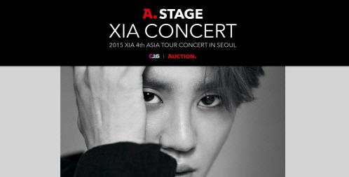 XIA『2015 XIA 4th ASIA TOUR CONCERT IN JAPAN』開催!