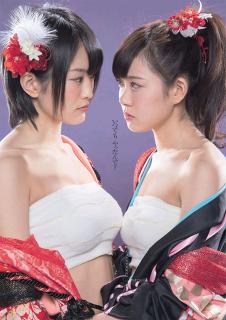 NMB48の顔!山本彩と渡辺美優紀の素晴らしい関係