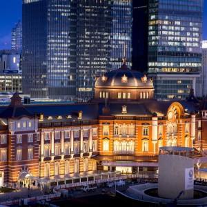 2015年11月2日東京ステーションホテルは開業100周年記念を迎えました