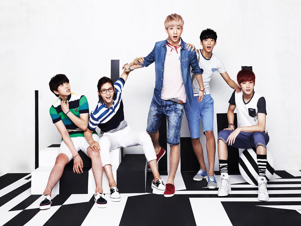 大人気K-POPアイドル!B1A4の自分の彼女にしたい好きなタイプは…?