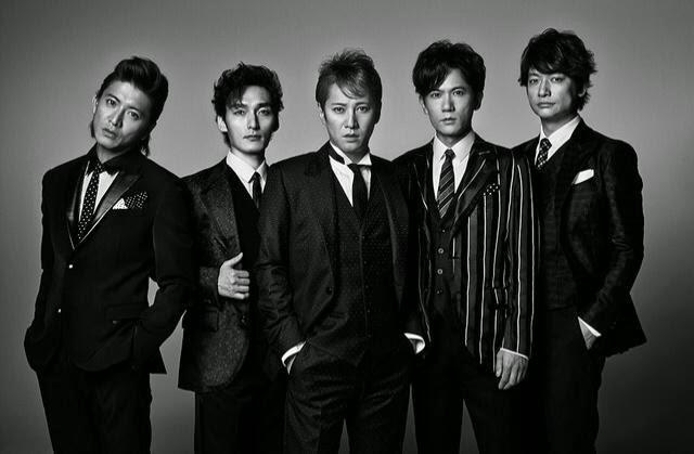 国民的アイドルグループSMAPのメンバー人気順とは!?