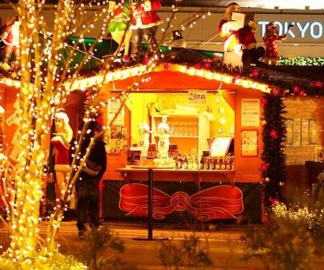 クリスマスに行きたい!イルミネーションや夜景が観れるオススメスポット!
