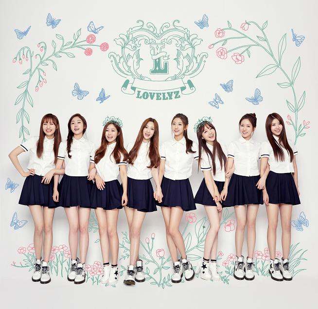 """K-POPガールズ・グループ""""Lovelyz""""のプロフィールやメンバーの性格について紹介!"""