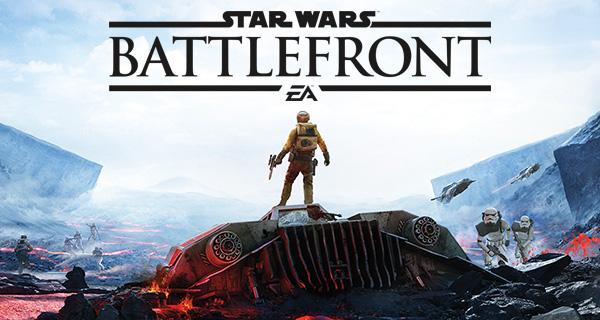 あの名作がゲームになった!Star Wars Battlefront EA!