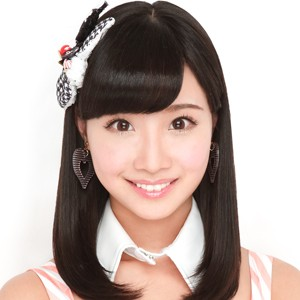 大きな瞳が印象的なSKE48柴田阿弥の趣味や性格を紹介します!?