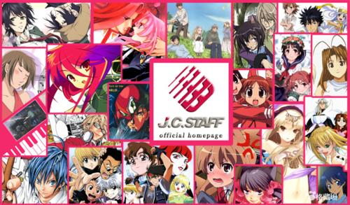 アニメ界の老舗制作会社J.C.STAFFの代表作と最新作