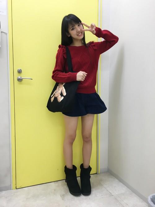 モーニング娘。'15飯窪春菜ちゃん着用ブランド!