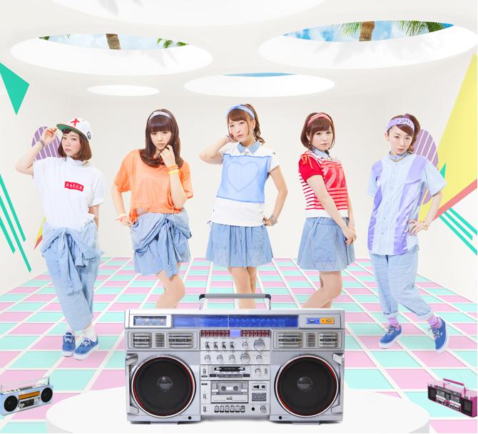 全国ツアーファイナルは東京!話題のガールズグループ「Especia」