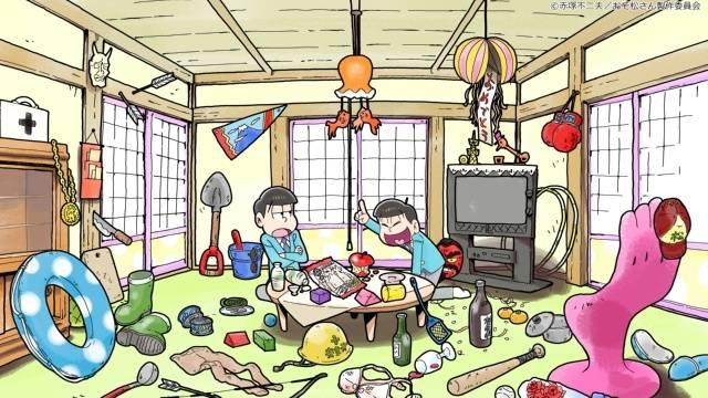 萌えの宝庫!おそ松さん人気コンビ・カップリング松ランキング