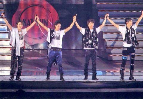 初心者でも知っておこう!KAT-TUNのコンサートで盛り上がるシングル以外の曲