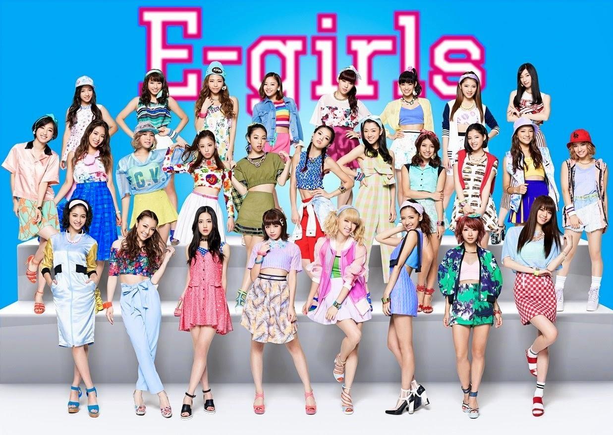 元気のビタミン剤!E-girlsの元気が出る曲BEST3!