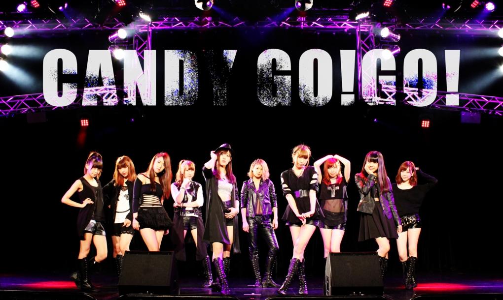 「CANDY GO!GO!」が2016年1月に待望のメジャーデビュー!