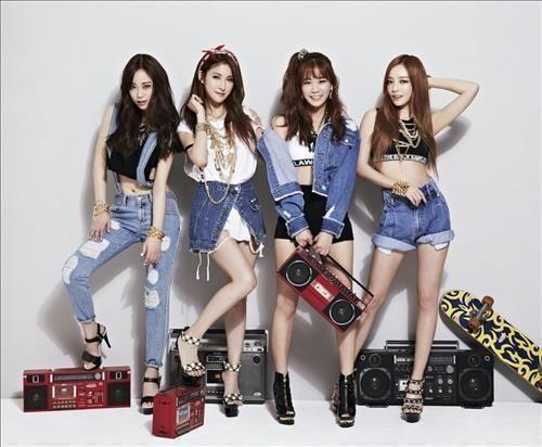 K-POPガールズグループ人気ランキング!2016最新号