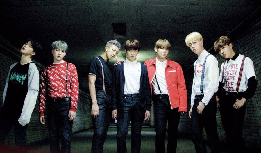 BTS(防弾少年団) WINGS