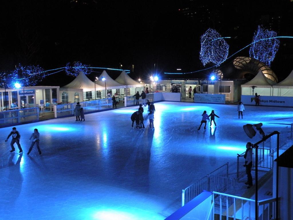 都内で手軽にスケートを楽しめるおすすめスポット5選