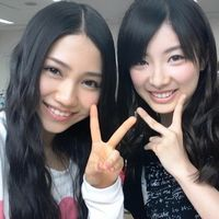 AKB48の武藤十夢ちゃんと田野優花ちゃんの仲良し度合いは友達の域を超えている!?