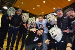 MAN WITH A MISSION Zebrahead