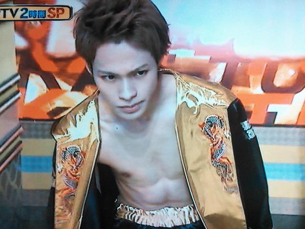KAT-TUN上田竜也のボクシング愛が強すぎる!