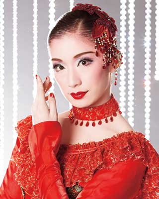 芽吹幸奈さんは花組の音楽の女神です