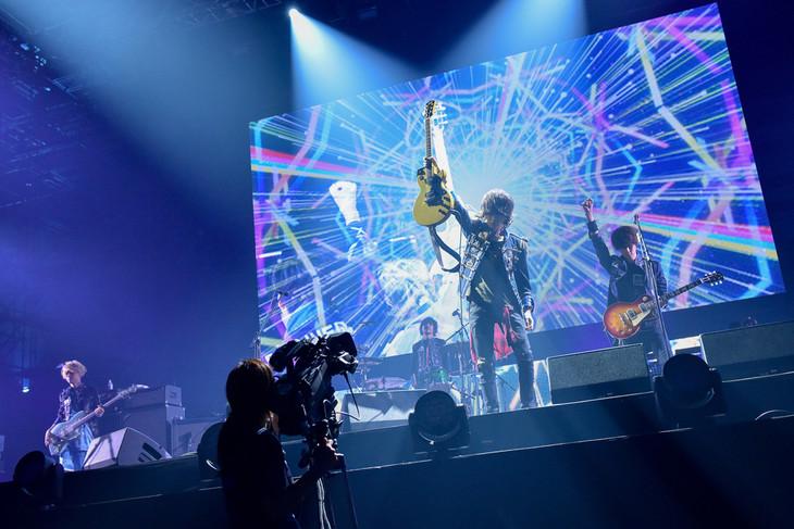 ツアー真っ最中!BUMP OF CHICKEN STADIUM TOUR 2016