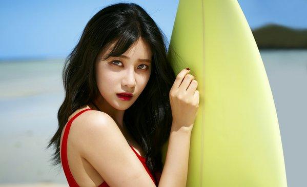 AOA・ユナの性格、プロフィールをもっと知ろう!