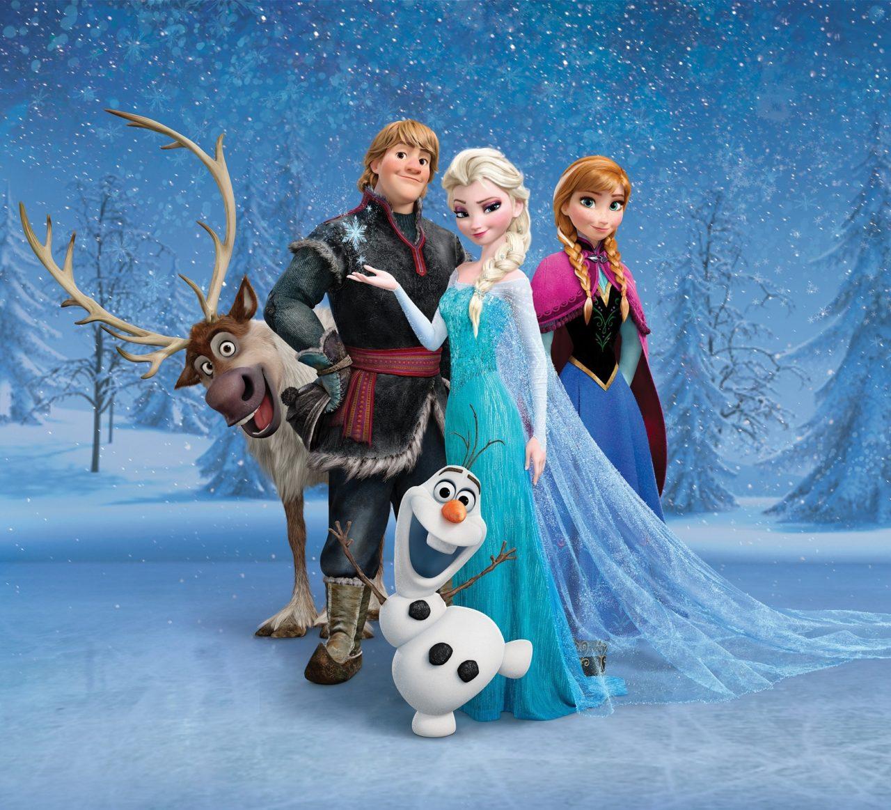 ディズニー・チャンネルに「アナ雪」がやってくる!『アナ雪がいっぱい フローズン・サマー』